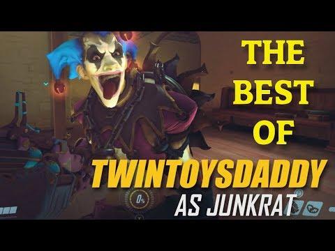 The Best of Junkrat Season 10 Overwatch