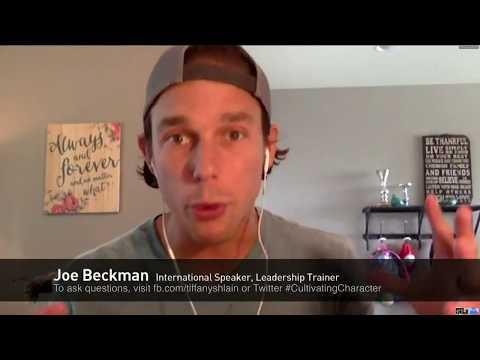 Character Day Global Q&A w/ Joe Beckman, interviewed by Makenzie Darling