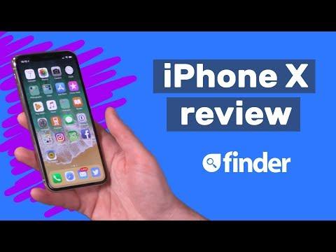 iPhone X Australian Review