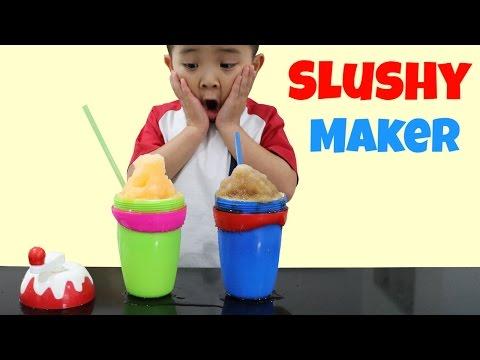 DIY Slushie Kids Fun How To Make Your Own Instant Slushy Ckn Toys