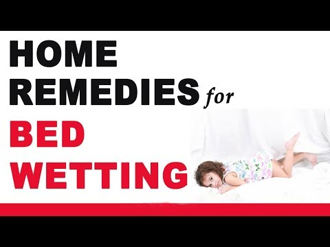 Best Solution To Stop Kids Urinating In Bed | Home Remedies | Bed Wetting