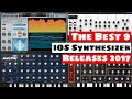 The BEST 9 iOS Synthesizer Releases  2017