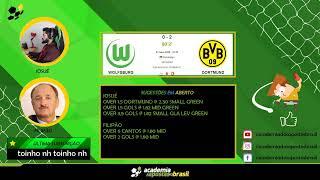 Acompanhamento Ao Vivo Bundesliga:  Wolfsburg vs Borussia Dortmund