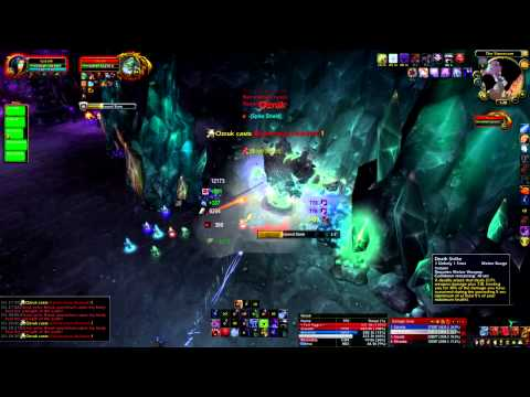 Stonecore - Ozruk (Cataclysm Beta)