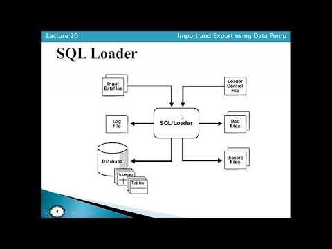 SQL Loader 01