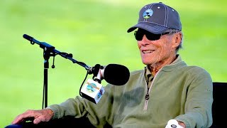 Actor/Director Clint Eastwood on The Dan Patrick Show | Full Interview | 2/9/18