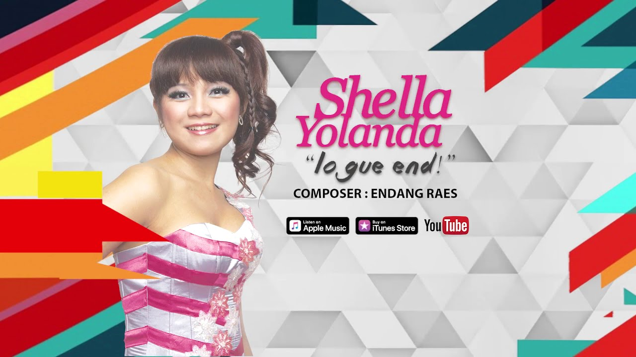 """""""Shella Yolanda - Lo Gue End ("""" """"s) #lirik"""