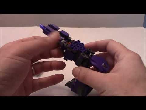 Lego Transformers Mini G1 Shockwave by BWTMT Brickworks