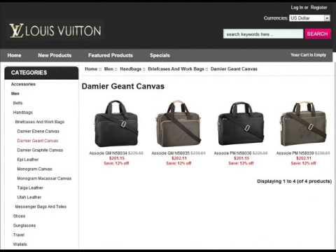 Louis Vuitton Outlet www.LinkEze.com