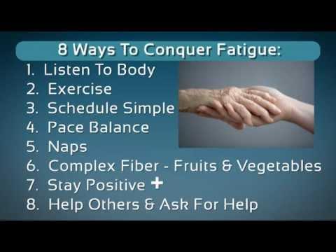 8 Ways to Beat Fatigue