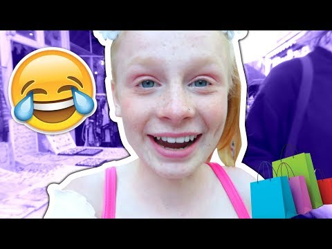 SHOPPING WITH MY FRIENDS VLOG!  👜😍