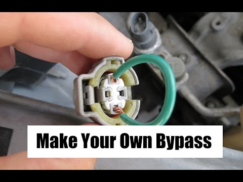 Toyota Echo S01E06 Radiator Fan Bypass & Check Engine Lights