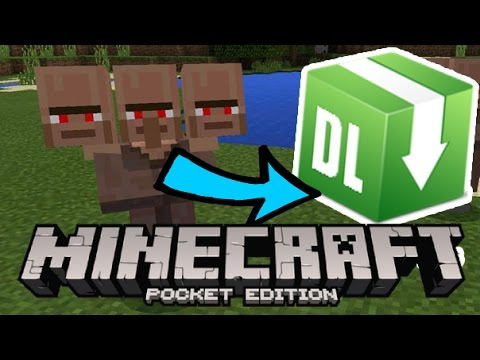 The BEST website to get Minecraft PE Mods! iOS & ANDROID!