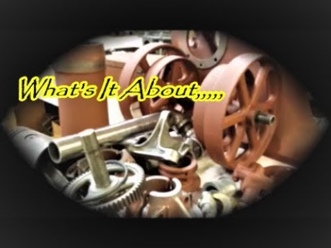 What's It About antique engines
