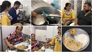 Evening Routine Vlog/Idlli Batter/Idiyappam/Kurma/Chapathi/Vessel Cleaning/DIML Vlog (Ranjani)