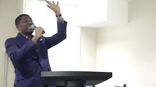 Predestination by Michael Adebowale | sermons 15th Sept 2019