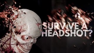 Is It Possible To Survive A Headshot?   Science Of Fallout, Overwatch, & More Explained