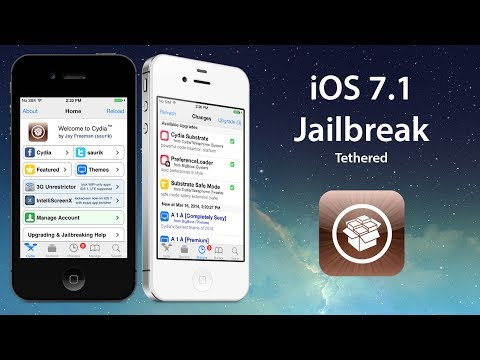 iOS 7.1 Jailbreak with GeekSn0w for iPhone 4