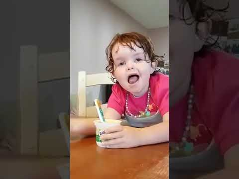 Cutest Little Irish Girl Has a Lesson On What Curse Words You Can Use