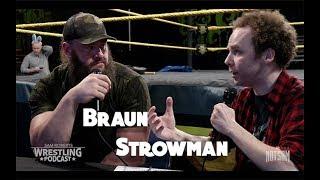 Braun Strowman - Vince McMahon