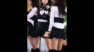 [120331 HD] Stellar - Rocket Girl (Ga Young // 가영 Fancam)