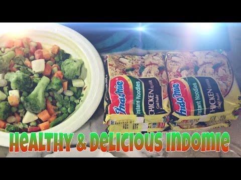 Super Healthy & Delicious Instant Noodles (indomie)|Recipe
