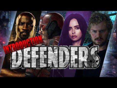 (INTRODUCTION) - Lets Binge Watch: The Defenders!