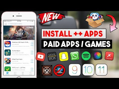 New PandaHelper Install ++ Apps/ Paid Apps/Games Free (NO JB/COMP) (iOS 11/10/9) iPhone/iPod/iPad