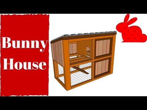 Rabbit House Plans