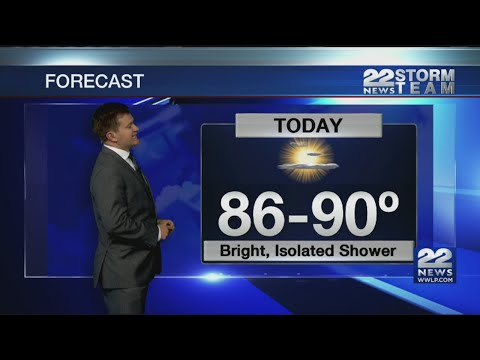 Tuesday Morning Video Forecast 5/29