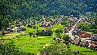 Traditional Japanese Village - Countryside - Shirakawa-go - Japan Holiday Tour