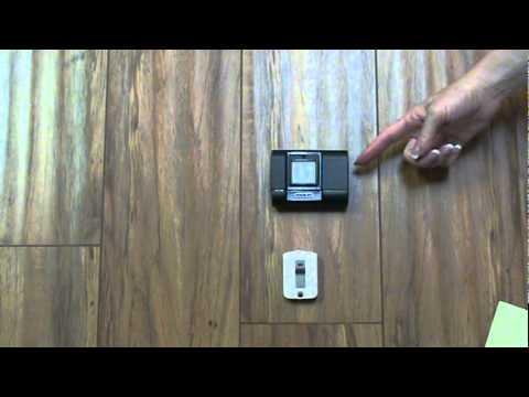 Programming a Stanley Garage Door Remote