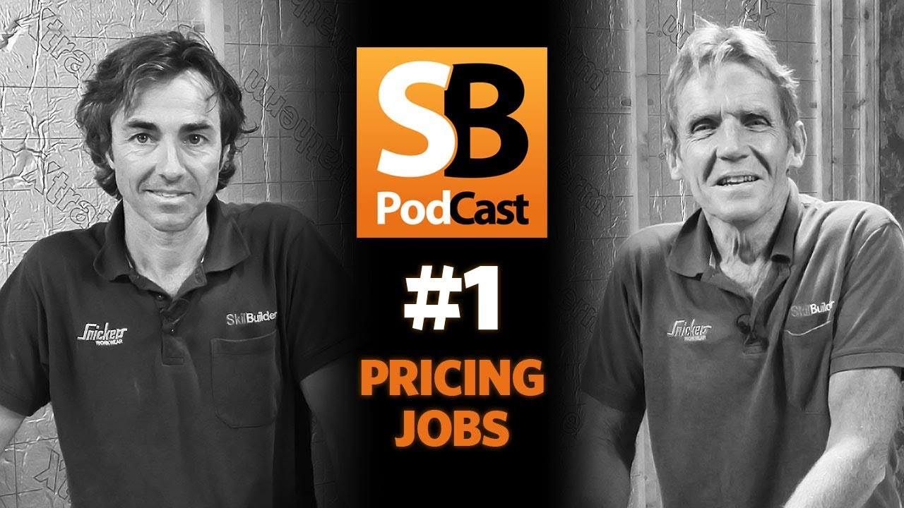 Podcast #1 ~ Quoting Jobs & Price Conditioning