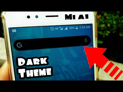 Xiaomi Mi A1 Themes Change | Oreo New Feature | No Root