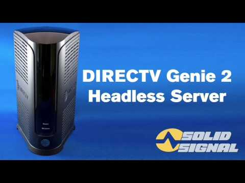 Solid Signal's Review of the DIRECTV Genie 2 (HS17)