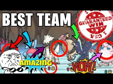 THIS POKEMON TEAM WINS EVERY TIME!!! (NOT CLICKBAIT) - #1 BEST LADDERING TEAM IN POKEMON SHOWDOWN