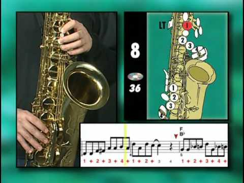 10 Easy Lessons Learn To Play Saxophone Preview