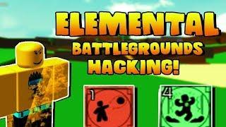 roblox elemental battlegrounds hack 2019