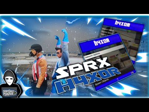 🔴{{GTA5/PS3}} MOD SPRX H4X0R V1.0  {{IP GRABBER, GIVE RP, PROTECTIONS}} + DOWNLOAD FREE