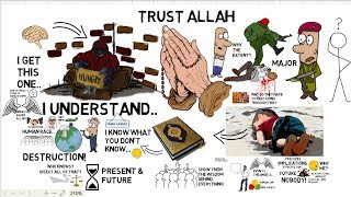 HOW TO TRUST IN ALLAH