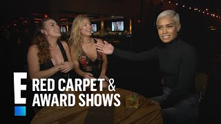 """Are Elizabeth & Kim Officially a Couple on """"The Abbey""""? 