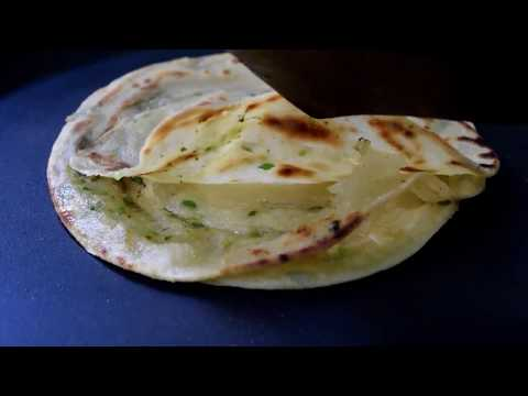 परफेक्ट लच्छा पराठा।Whole Wheat Lachha Paratha|Multi-layered Indian Bread| Flaky Layered Paratha