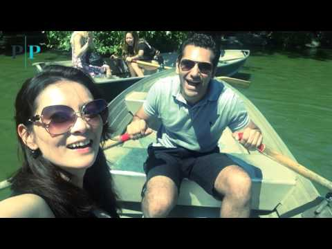 Plush Places | In a New York Minute | Loeb's Boathouse Central Park | Rahul Jagtiani