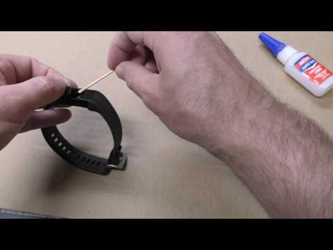 Fix for a broken Fitbit Charge HR and a review