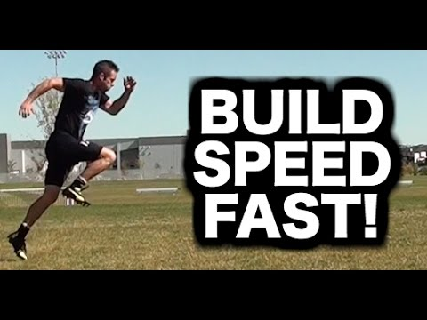 How to run faster | Speed workout for soccer to get faster and increase speed