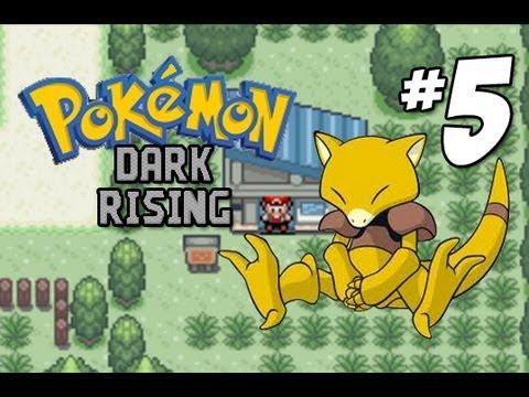 Pokémon Dark Rising Walkthrough, Part 5: The Wanted Abra!