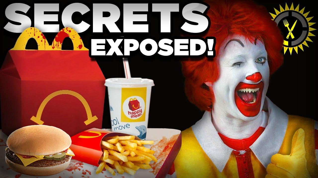 Food Theory: The Dark History of McDonaldland (McDonalds)