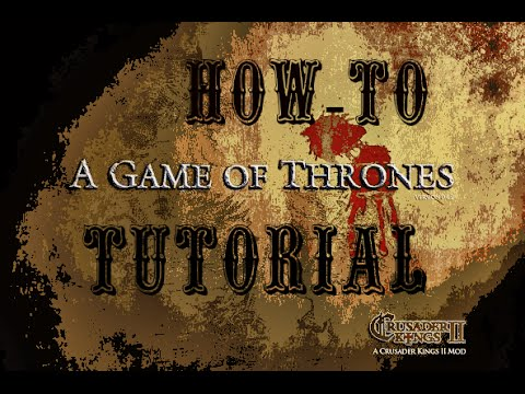 How to get the Game of Thrones mod for CK2 to work