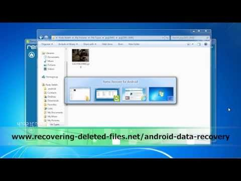 Recover Deleted Files, Photos, and Videos From Samsung Galaxy [s2|s3|s4|s5|s6|s7]