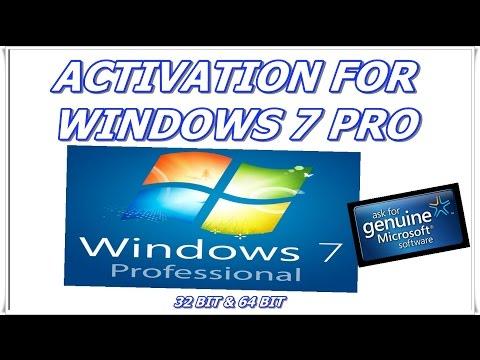 How To Fix Windows 7 Not Genuine |Windows 7 Professional 32 Bit & 64 Bit|